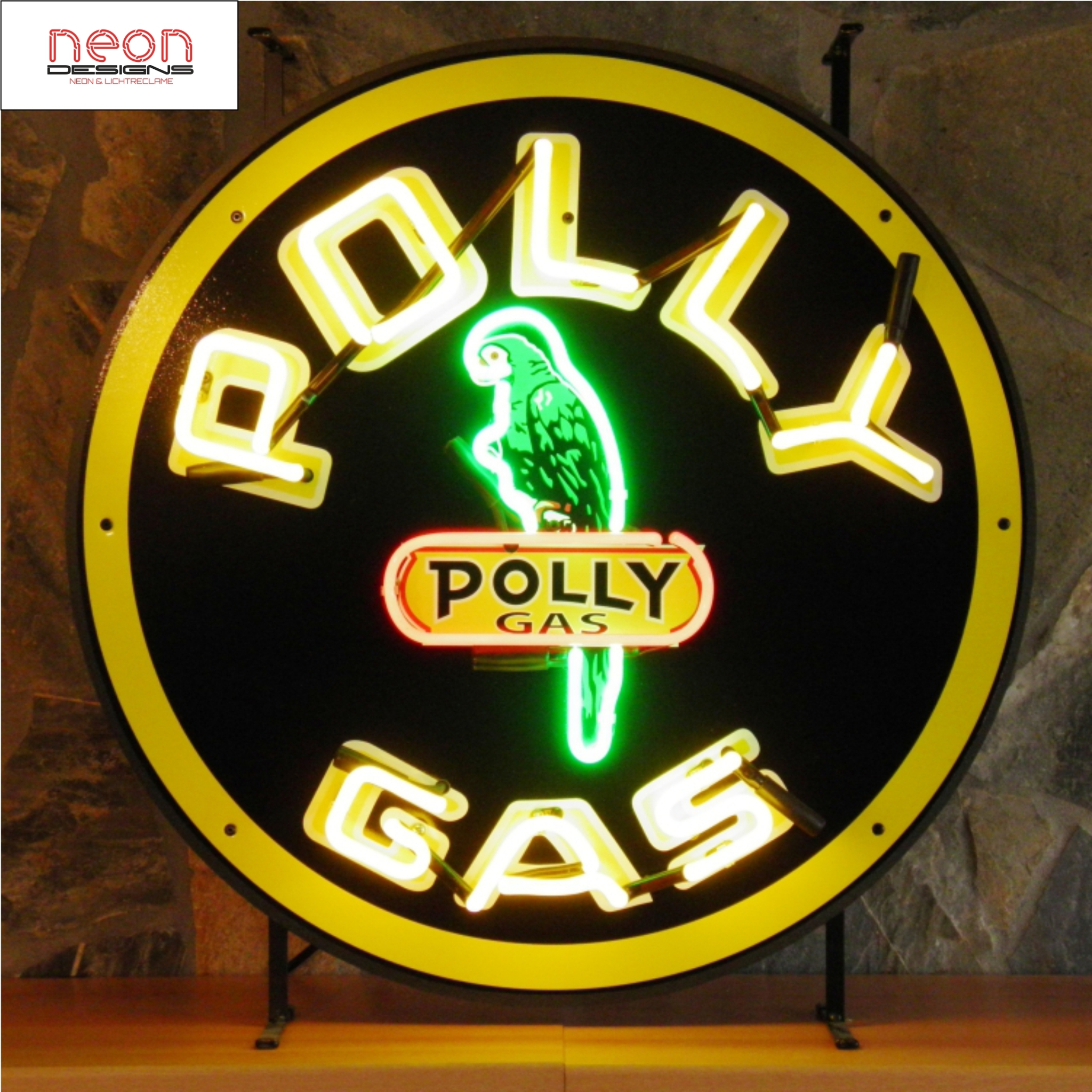 neon Poly Gas