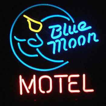 Blue moon motel