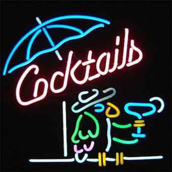 Cocktails Parrot